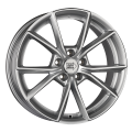 1000 Miglia MM035 7,5x17 5x112 ET45 57,1 Matt Anthracite Polished Lip