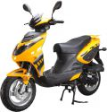 Racer RC125T-9 Lupus Yellow